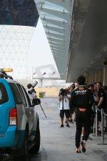 World © Octane Photographic Ltd. Tuesday 25th November 2014. Abu Dhabi Testing - Yas Marina Circuit. McLaren Honda MP4-29H/1X1 - Stoffel Vandoorne. Digital Ref: 1174LB1D8281