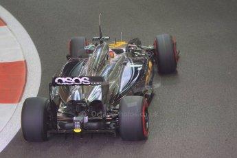 World © Octane Photographic Ltd. Wednesday 26th November 2014. Abu Dhabi Testing - Yas Marina Circuit. McLaren Honda MP4-29/1X1 – Stoffel Vandoorne. Digital Ref: 1175CB1D9674