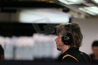 World © Octane Photographic Ltd. Wednesday 26th November 2014. Abu Dhabi Testing - Yas Marina Circuit. Lotus F1 Team E22 – Charles Pic. Digital Ref: 1175LB1D8770