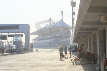 World © Octane Photographic Ltd. Thursday 27th November 2014. GP3 Testing - Yas Marina, United Arab Emirates. Digital Ref :