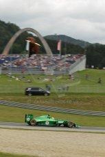 World © Octane Photographic Ltd. Saturday 21st June 2014. Red Bull Ring, Spielberg - Austria - Formula 1 Practice 3. Caterham F1 Team CT05 – Marcus Ericsson. Digital Ref: 0995LB1D1338