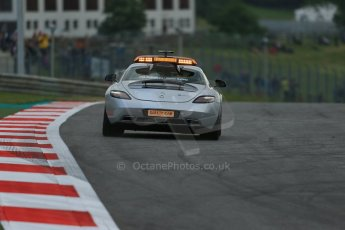World © Octane Photographic Ltd. Friday 20th June 2014. Red Bull Ring, Spielberg - Austria - Formula 1 Practice 1. Safety Car. Digital Ref: 0991LB1D9320