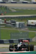World © Octane Photographic Ltd. Friday 20th June 2014. Red Bull Ring, Spielberg - Austria - Formula 1 Practice 1.  Scuderia Toro Rosso STR9 - Jean-Eric Vergne. Digital Ref: 0991LB1D9533