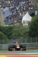 World © Octane Photographic Ltd. Friday 20th June 2014. Red Bull Ring, Spielberg - Austria - Formula 1 Practice 1. Infiniti Red Bull Racing RB10 – Daniel Ricciardo. Digital Ref: 0991LB1D9574