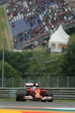 World © Octane Photographic Ltd. Friday 20th June 2014. Red Bull Ring, Spielberg - Austria - Formula 1 Practice 1. Scuderia Ferrari F14T - Fernando Alonso. Digital Ref: 0991LB1D9702