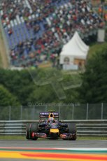 World © Octane Photographic Ltd. Friday 20th June 2014. Red Bull Ring, Spielberg - Austria Red Bull Ring, Spielberg - Austria - Formula 1 Practice 1. Infiniti Red Bull Racing RB10 – Daniel Ricciardo. Digital Ref: 0991LB1D9707