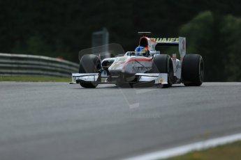 World © Octane Photographic Ltd. Saturday 21st June 2014. GP2 Race 1 – Red Bull Ring, Spielberg - Austria. Adrian Quaife-Hobbs - Rapax. Digital Ref : 0997LB1D3403