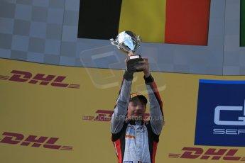 World © Octane Photographic Ltd. Saturday 21st June 2014. GP2 Race 1 – Red Bull Ring, Spielberg - Austria. Stoffel Vandoorne - ART Grand Prix. Digital Ref : 0997LB1D3629