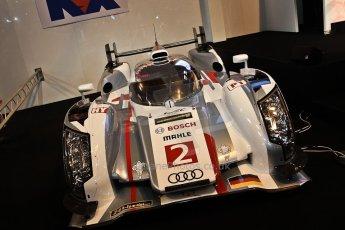 World © Octane Photographic Ltd. Autosport International Show NEC Birmingham, Thursday 9th January 2014. Le Mans. Digital ref: 0878cj7d0101