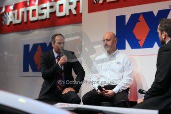 World © Octane Photographic Ltd. Autosport International Show NEC Birmingham, Thursday 9th January 2014. Digital ref: 0878lb1d8967
