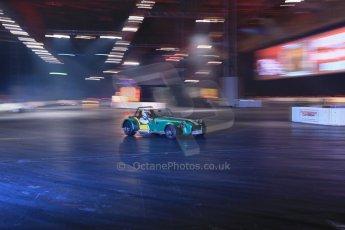 World © Octane Photographic Ltd. Autosport International Show NEC Birmingham, Thursday 9th January 2014. Live Arena. Digital ref: 0878lb1d9202