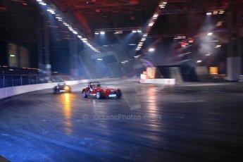 World © Octane Photographic Ltd. Autosport International Show NEC Birmingham, Thursday 9th January 2014. Live Arena. Digital ref: 0878lb1d9210