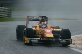 World © Octane Photographic Ltd. Friday Saturday 23rd August 2014. GP2 Race 1 – Belgian GP, Spa-Francorchamps. Raffaele Marciello - Racing Engineering. Digital Ref : 1086LB1D0482
