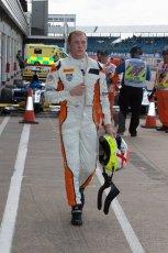 World © Octane Photographic Ltd. Friday 4th July 2014. GP2 Qualifying Session –British GP - Silverstone - UK. Jon Lancaster - Hilmer Motorsport. Digital Ref: 1014JM1D1117