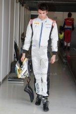 World © Octane Photographic Ltd. Friday 4th July 2014. GP2 Qualifying Session –British GP - Silverstone - UK. Adrian Quaife-Hobbs - Rapax. Digital Ref : 1014JM1D1139