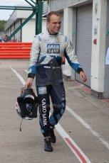 World © Octane Photographic Ltd. Friday 4th July 2014. GP2 Qualifying Session –British GP - Silverstone - UK. Marco Sorensen - MP Motorsport. Digital Ref : 1014JM1D1147