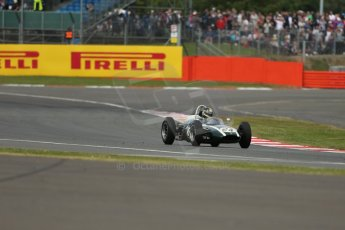 World © Octane Photographic Ltd. Saturday 5th July 2014. British GP, Silverstone, UK. - Formula 1. 50 years of Legends display laps. Digital Ref: 1025LB1D0154