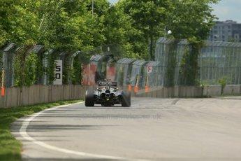 World © Octane Photographic Ltd. Friday 6th June 2014. Canada - Circuit Gilles Villeneuve, Montreal. Formula 1 Practice 2. McLaren Mercedes MP4/29 – Kevin Magnussen. Digital Ref: 979LB1D4412