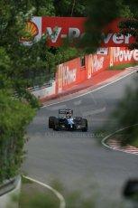 World © Octane Photographic Ltd. Friday 6th June 2014. Canada - Circuit Gilles Villeneuve, Montreal. Formula 1 Practice 2. McLaren Mercedes MP4/29 - Jenson Button. Digital Ref: 0979LB1D4646
