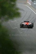 World © Octane Photographic Ltd. Friday 6th June 2014. Canada - Circuit Gilles Villeneuve, Montreal. Formula 1 Practice 2. Marussia F1 Team MR03 - Max Chilton. Digital Ref: 0979LB1D4786