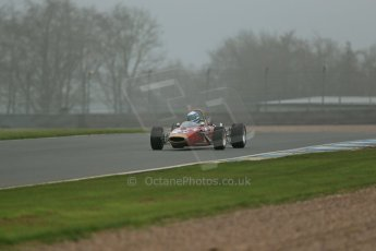 World © Octane Photographic Ltd. Donington Historic Festival Preview, Donington Park. 3rd April 2014. Digital Ref : 0902lb1d2697