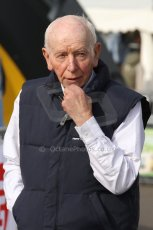 World © Octane Photographic Ltd. Donington Historic Festival, May 4th 2014. John Surtees OBE. Digital Ref : 0918cb7d8519