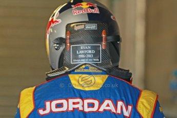 World © Octane Photographic Ltd. Donington Park general unsilenced test day, 13th February 2014. Pirtek Racing (Eurotech) Honda Civic NGTC - Andy Jordan. Digital Ref : 0891cb1d2183