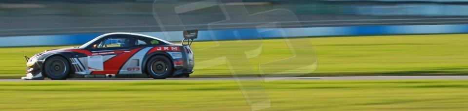 World © Octane Photographic Ltd. Donington Park general unsilenced test day, 13th February 2014. Nissan GT-R NISMO GT3. Digital Ref : 0891cb1d2376