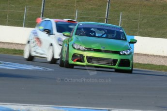 World © Octane Photographic Ltd. Donington Park general unsilenced test day, 13th February 2014. Digital Ref : 0891cb1d4062