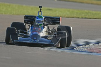 World © Octane Photographic Ltd. Donington Park general unsilenced test day, 13th February 2014. FIA Historic Formula 1 (F1) Championship. Ex-Jackie Ickx Wolf Williams FW05. Digital Ref : 0891cb1d4392