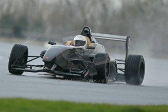 World © Octane Photographic Ltd. 18th February 2014 – Donington Park general unsilenced testing. BRDC Formula 4, MSV F4-13, David Wagner – MGR Motorsport. Digital Ref : 0892cb1d2681