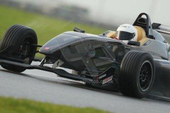 World © Octane Photographic Ltd. 18th February 2014 – Donington Park general unsilenced testing. BRDC Formula 4, MSV F4-13, David Wagner – MGR Motorsport. Digital Ref : 0892cb1d2715
