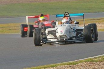 World © Octane Photographic Ltd. 18th February 2014 – Donington Park general unsilenced testing. BRDC Formula 4, MSV F4-13, Chris Middlehurst – MGR Motorsport and Protyre Formula Renault BARC -  Colin Noble jnr . Digital Ref : 0892cb1d2975