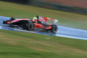 World © Octane Photographic Ltd. 18th February 2014 – Donington Park general unsilenced testing. Protyre Formula Renault BARC -  Colin Noble jnr  – MGR Motorsport. Digital Ref : 0892cb1d4766