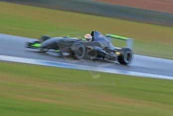 World © Octane Photographic Ltd. 18th February 2014 – Donington Park general unsilenced testing. Protyre Formula Renault BARC -  Tarun Reddy  – MGR Motorsport. Digital Ref : 0892cb1d4845