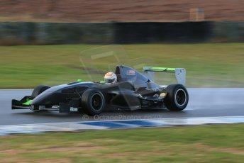 World © Octane Photographic Ltd. 18th February 2014 – Donington Park general unsilenced testing. Protyre Formula Renault BARC -  Tarun Reddy  – MGR Motorsport. Digital Ref : 0892cb1d4857