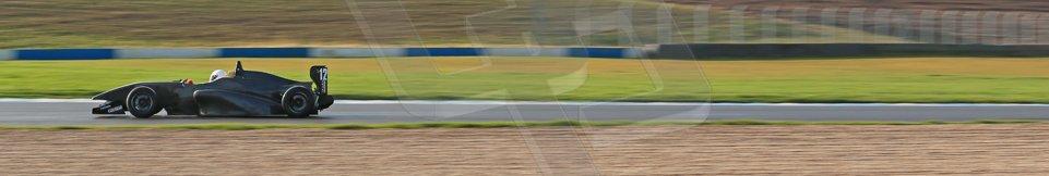 World © Octane Photographic Ltd. 18th February 2014 – Donington Park general unsilenced testing. BRDC Formula 4, MSV F4-13, David Wagner – MGR Motorsport. Digital Ref : 0892cb1d5029