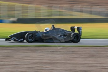World © Octane Photographic Ltd. 18th February 2014 – Donington Park general unsilenced testing. BRDC Formula 4, MSV F4-13, David Wagner – MGR Motorsport. Digital Ref : 0892cb1d5117