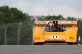 World © Octane Photographic Ltd. 5th June 2014, Donington Park general unsilenced test.  McLaren M8F/P - Andy Newall. Digital Ref : 0976CB7D4178