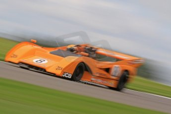 World © Octane Photographic Ltd. 5th June 2014, Donington Park general unsilenced test.  McLaren M8F/P - Andy Newall. Digital Ref : 0976CB7D5668