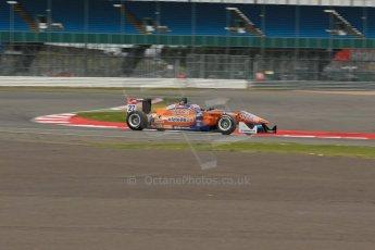 World © Octane Photographic Ltd. FIA European F3 Championship, Silverstone, UK, April 18th 2014 - Qualifying sessions. kfzteile24 Mücke Motorsport – Dallara F312 Mercedes – Roy Nissany. Digital Ref : 0908lb1d1179