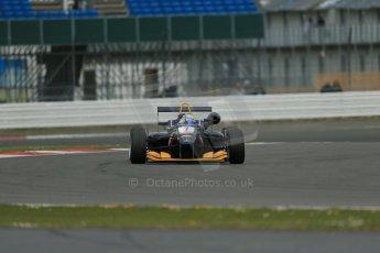 World © Octane Photographic Ltd. FIA European F3 Championship, Silverstone, UK, April 18th 2014 - Qualifying sessions. EuroInternational – Dallara F312 Mercedes – Riccardo Agostini. Digital Ref : 0908lb1d6476