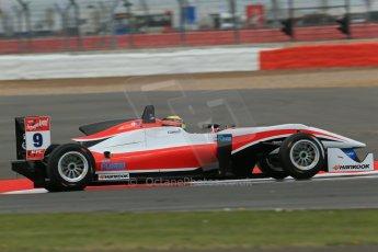 World © Octane Photographic Ltd. FIA European F3 Championship, Silverstone, UK, April 18th 2014 - Qualifying sessions. Fortec Motorsports – Mercedes. Dallara F312 – Mitch Gilbert. Digital Ref : 0908lb1d6542