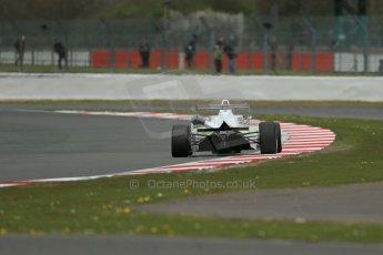 World © Octane Photographic Ltd. FIA European F3 Championship, Silverstone, UK, April 18th 2014 - Qualifying sessions. Van Amersfoort Racing – Dallara F312 Volkswagen – Gustavo Menezes. Digital Ref : 0908lb1d6618