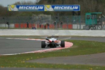 World © Octane Photographic Ltd. FIA European F3 Championship, Silverstone, UK, April 18th 2014 - Qualifying sessions. Prema Powerteam - Dallara F312 Mercedes – Nicholas Latifi. Digital Ref : 0908lb1d6655