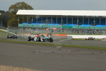 World © Octane Photographic Ltd. FIA European F3 Championship, Silverstone, UK, April 19th 2014 - Race 1. Prema Powerteam - Dallara F312 Mercedes – Antonio Fuoco. Digital Ref : 0909lb1d6884