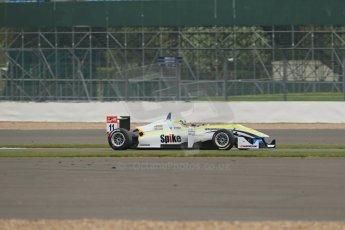"""World © Octane Photographic Ltd. FIA European F3 Championship, Silverstone, UK, April 20th 2014 - Race 3. Threebond with T-Sport – Dallara F312 NBE – Richard """"Spike"""" Goddard. Digital Ref : 0911lb1d7687"""