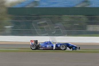 World © Octane Photographic Ltd. FIA European F3 Championship, Silverstone, UK, April 20th 2014 - Race 3. Carlin – Dallara F312 Volkswagen – Jordan King. Digital Ref : 0911lb1d7723