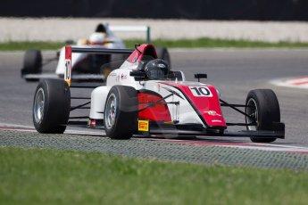 World © MaltaFormulaRacing. FIA F4 Italia Adria International Speedway - June 7th 2014. Tatuus F4 T014 Abarth. Digital Ref : 0989MS6748