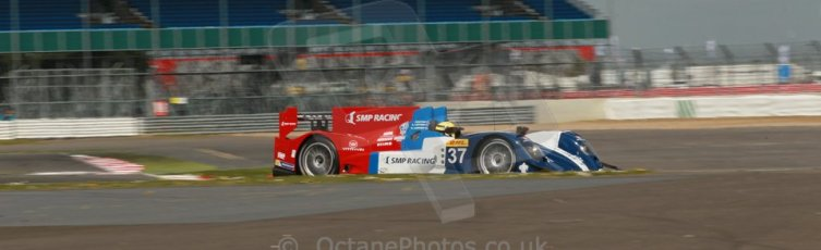 World© Octane Photographic Ltd. FIA World Endurance Championship (WEC) Silverstone 6hr – Friday 18th April 2014. LMP2. SMP Racing – Oreca 03 – Nissan. Kirill Ladygin, Vicotor Shaitar, Anton Ladygin. Digital Ref : 0907lb1d0884